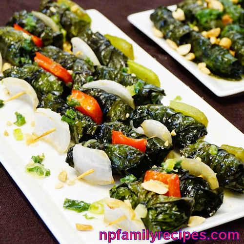Grilled Beef Betel Leaf Recipe (Bò Nướng Lá Lốt)