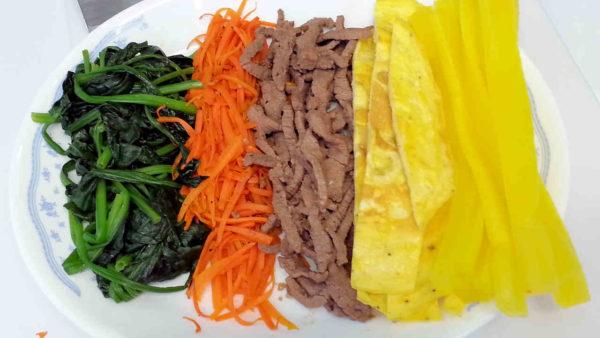 Cơm Cuộn Rong Biển Hàn Quốc (Gimap/Kimbap)